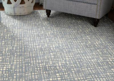 cubism marine carpet