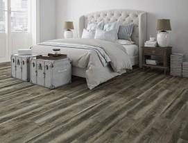 odessa grey driftwood COREtec Plus HD luxury vinyl