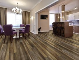 sheridan oak COREtec Plus XL luxury vinyl